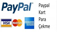 Paypal Kart Para Çekme