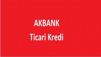 Akbank Ticari Kredileri