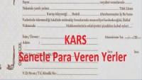 Kars Azeri Kredisi Düşük Faiz Dosttan